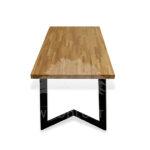 stol drwno woodloft rzut z boku 3