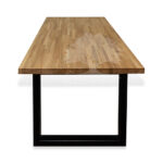 stol rzut z boku
